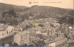 CPA LAROCHE LA ROCHE LA VILLE ET LA MONTAGNE DE DESTER - La-Roche-en-Ardenne