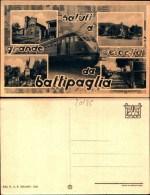 2013c) Cartolina Di Battipaglia-varie Vedute-nuova - Battipaglia