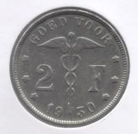 ALBERT I * 2 Frank 1930 Vlaams * Z.Fraai * Nr 8956 - 1909-1934: Albert I