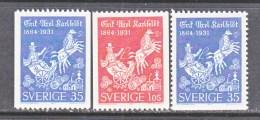 SWEDEN   640-2   *   POET - Sweden