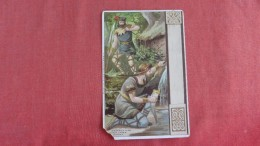 Siegfried Wird    As Is  Tear & Cornor Chip  Ref 2231 - Fairy Tales, Popular Stories & Legends