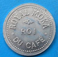 Paris 75 Royal Moka 10 Centimes INEDIT ET SUPERBE - Notgeld