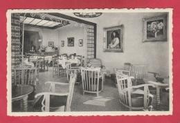 """Beaumont - Hostellerie """" Le Charles Quint """" Intérieur, Salons - Propr : Hormans-Druez ( Voir Verso ) - Beaumont"""