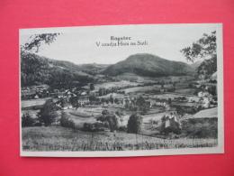 Rogatec.V Ozadju Hum Na Sutli - Slovenië