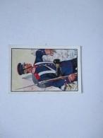 STURM  Zigaretten DEUTSCHE UNIFORMEN Bild N.182 Gemeiner 1866 - Sturm