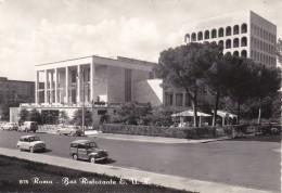 ROMA EUR - E.u.r. - Bar Ristorante E.U.R - Fiat Giardinetta Topolino - Non Classificati
