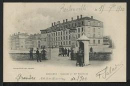 54 BACCARAT - Caserne Du 20è Chasseur - Précurseur - 1900 - Baccarat