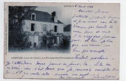 41 LOIR ET CHER - JOSNES Le Presbytère Protestant (voir Descriptif) - Francia