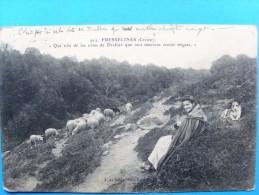 23 ,fresselines ,qué Tchi Dé Las Cotas De Drablet Que Mos Mautous ...1907 - Sonstige Gemeinden