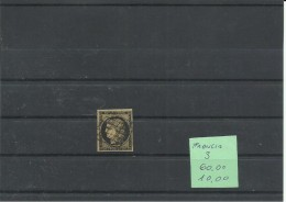 FRANCIA YVERT 3 - 1849-1850 Ceres