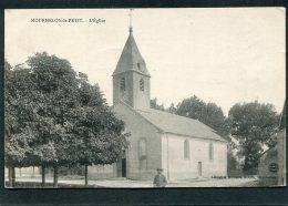 CPA - MOURMELON LE PETIT - L'Eglise, Animé - Frankrijk