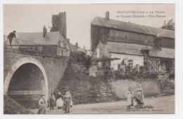 41 LOIR ET CHER - MONDOUBLEAU Le Viaduc Et Vieilles Maisons, Rue Creuse (voir Descriptif) - Francia