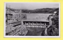 CPA 01 GENISSIAT Le Grand Barrage Rhône 1951 ( Détails Chantier ) Prix Net - Génissiat