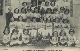 LA CHAPELLE St MESMIN - Les Jeunes De Micy -ed. P.D. - Otros Municipios