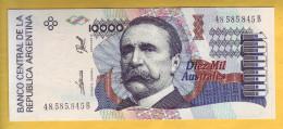 ARGENTINE - Billet De 10000 Australes. Pick: 334. NEUF - Argentine
