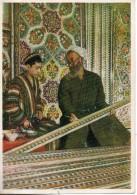 Tadjiskistan. Artisanat - Tadjikistan
