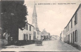 ¤¤  -  13   -  SAINTE-PAZANNE  -  Grande Rue , Près De L'Eglise    -  ¤¤ - Sin Clasificación