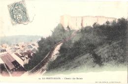 -02- LA FERTE MILON  Chemin Des Ruines Belle Colorisation Excellent état - France