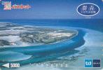 Carte Prépayée Japon - Paysage - BAHAMAS -  Japan Prepaid Card Metro Karte - 43