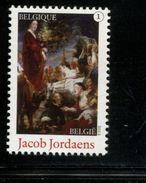 376493627 BELGIE 2012 POSTFRIS MINT NEVER HINGED POSTFRISCH EINWANDFREI NEUF SANS CHARNIERE OCB 4278 Jacob Jordaens - Unused Stamps