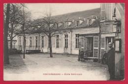 CPA Fontainebleau - École Saint-Louis - Fontainebleau