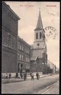 Welkenraedt Rue De L'Eglise - ( Tampon Simple Pepinster 1912 & Welkenraedt Au Dos) - Très Bon état - Belgique