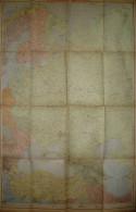 Ravensrein Karte Osteuropa - 85cm X 126cm 1:3 1/3 Millionen - Achtfarbendruck - Stand 17.02.1943 - Karten