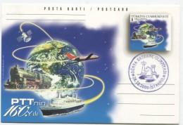 TURQUIE,TURKEI TURKEY WORLD CHESS OLYMPIAD 2000 POSTCARD - FDC