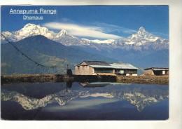 Népal - Cpsm - Annapurna Range - Dhampus - Nepal