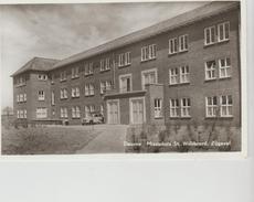 CPSM  DEURNE (Pays Bas-Noord Brabant) - Missiehuis St. Willibrord Zijgevel - Deurne