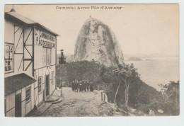 CAMINHO AEREO PAO D'ASSUCAR - RIO DE JANEIRO - Rio De Janeiro