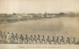 LIBYE TRIPOLI SBARCO DEI MARINAI ITALIANI 1911 - Libya