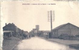 SOMME - 80 - TOP 2016 -  CHAULNES - Légende Rouge - Avenue De La Gare - Le Centre - Défraichie à Gauche - Chaulnes