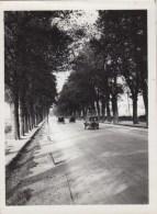 VOITURE AUTOMOBILE ANCIENNE - PHOTO 12X9 CMS - - Automobiles