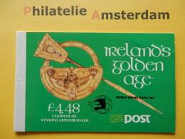 Ireland 1989, IRELAND'S GOLDEN AGE / WORLD STAMP EXPO: Mi 683, ** - (BK) - Boekjes