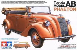 Toyota Model AB Phaeton 1/35 (  Tamiya ) - Cars
