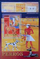 CHIENS 2010 - OBLITERE - YT BL 272 - MI BL 275 - Oblitérés
