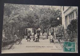 De PONT-L'BBE à LOCTUDY - Vue Géénérale Du Grand Moulin De PENANVEUR - Les Villas - Loctudy