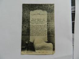 Cp       Newhaven-  Thomas Tipper's Tomb . - Ll - Sin Clasificación