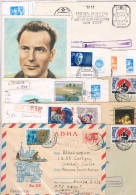 Russia, 13 Letter's And Post Cards - Russland & UdSSR