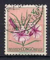 YT N° 306 - Oblitéré - Fleurs - 1947-60: Usados