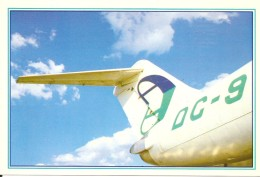 ADRIA AIRWAYS / AVION  MCDONNELL - DOUGLAS - 1946-....: Ere Moderne
