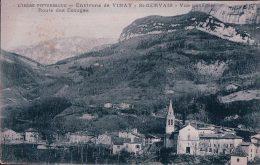 France 38, Vinay-St Gervais, Route Des Ecouges (819) - France