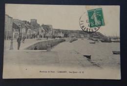 Environs De Brest - CAMARET - Les Quais - Bateau Pêche - Camaret-sur-Mer