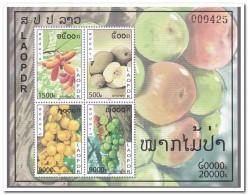 Laos 2010, Postfris MNH, Fruit - Laos