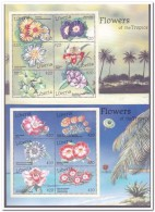 Liberia 2001, Postfris MNH, Flowers - Liberia