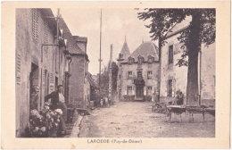 63. LARODDE (B) - Autres Communes