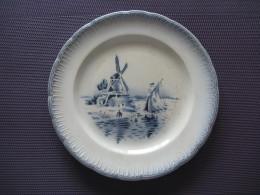 Assiette Saint Amandinoise - Plates