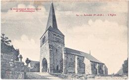 63. LARODDE. L'Eglise. 59 - Autres Communes