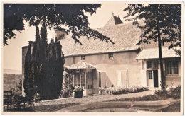 63. Carte-photo. LARODDE. Maison Imbert, Boucher Rue De La Treille à Clermont-Ferrand - Autres Communes